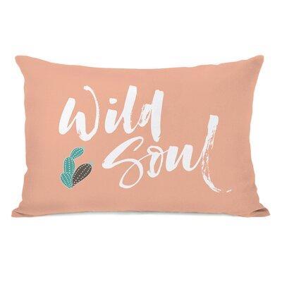Mosaic Wild Soul Lumbar Pillow