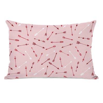 Yosemite Arrow Pattern Lumbar Pillow