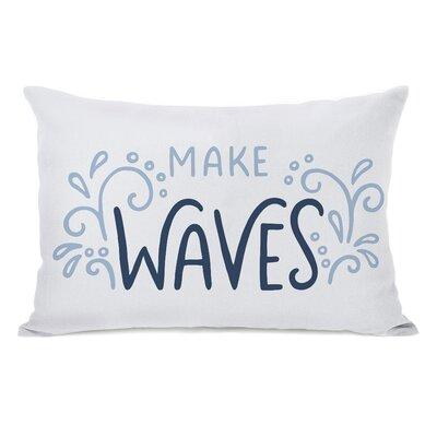 Coldspring Make Waves Lumbar Pillow