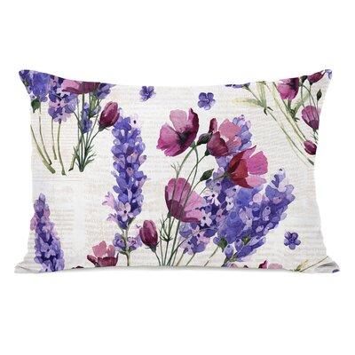 Debera Lavenderella Lumbar Pillow