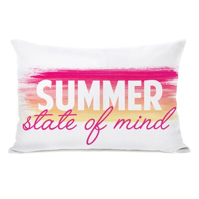 Sarek Summer State of Mind Lumbar Pillow