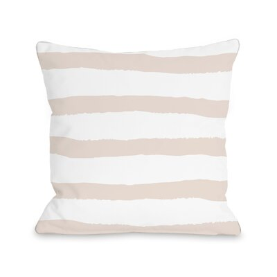 Zenith Dreaming of Spring Throw Pillow Size: 16