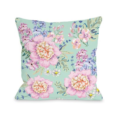 Cerro Floppy Ears Throw Pillow Size: 18 H x 18 W x 3 D
