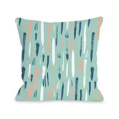 Paladin Spring Throw Pillow Size: 16 H x 16 W x 3 D