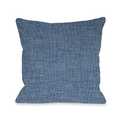 Conesville My Heart Beats Throw Pillow Size: 18 H x 18 W x 3 D