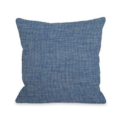 Conewango USA Monogram Throw Pillow Size: 16 H x 16 W x 3 D