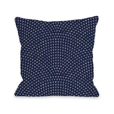 Mansfield Throw Pillow Size: 18 H x 18 W x 3 D