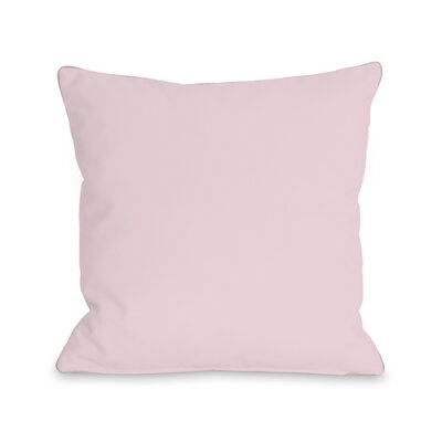 Emilia You Had Me at Hello Throw Pillow Size: 16 H x 16 W x 3 D