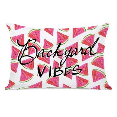 Brissette Vibes Lumbar Pillow
