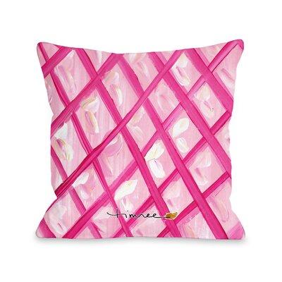 Brisson Throw Pillow Size: 18 H x 18 W x 3 D