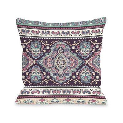 Desideria Throw Pillow Size: 18 x 18