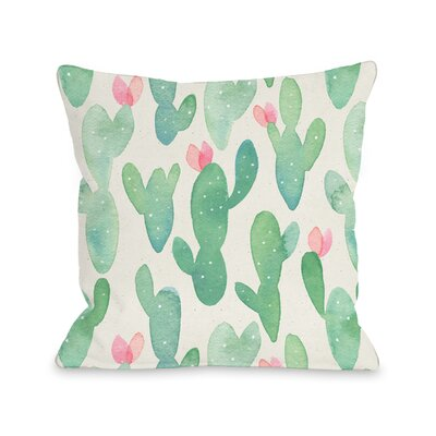 Square Throw Pillow Size: 16 x 16