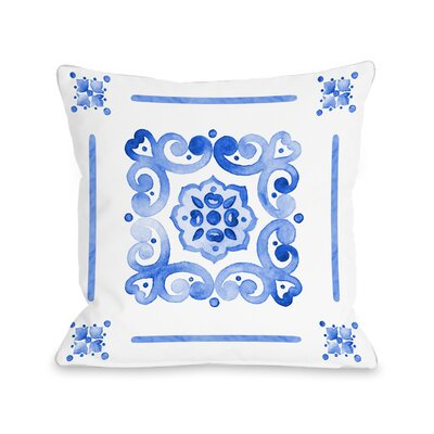 Biddlesden Throw Pillow Size: 18 x 18