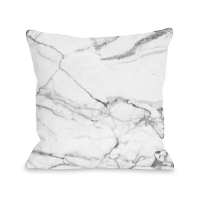 Holley Polyester Throw Pillow Size: 18 x 18
