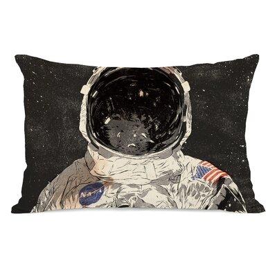 Astronaut Lumbar Pillow