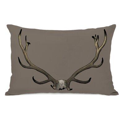 Antlers Lumbar Pillow