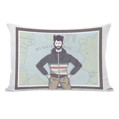 Hudson Bay Lumbar Pillow