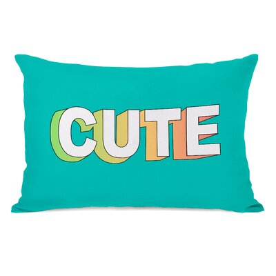 Sowell Cute Lumbar Pillow