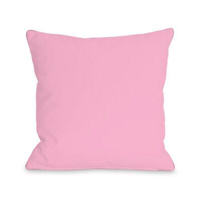 Spangler Throw Pillow Size: 16 x 16
