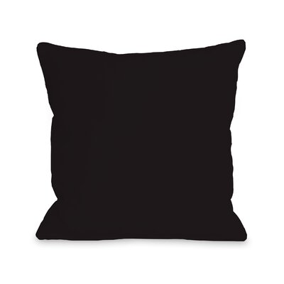 Speedwell Whatever Forever Throw Pillow Size: 16 x 16