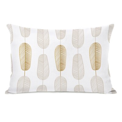 Loeffler Leaf Lumbar Pillow
