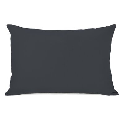 Bevers Hello Script Lumbar Pillow