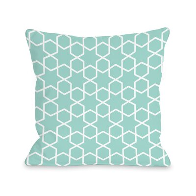 Biggerstaff Throw Pillow Size: 18 x 18