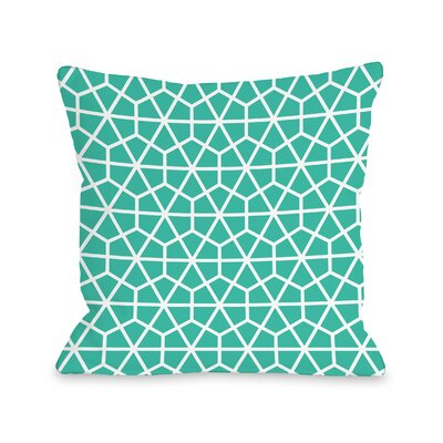 Billiot Throw Pillow Size: 16 x 16