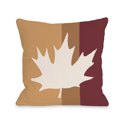 Isere Throw Pillow Size: 18 x 18