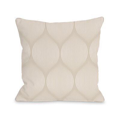Lindsley Throw Pillow Size: 18 x 18