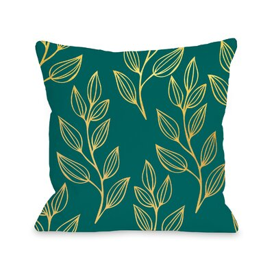 Stevenson Throw Pillow Size: 18 x 18