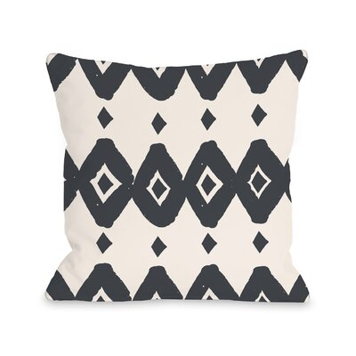 Brooklynn Throw Pillow Size: 16 x 16