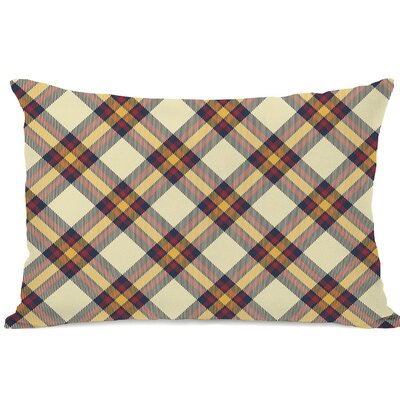Pizarro Plaid Family Lumbar Pillow