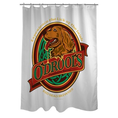 Doggy Decor Odrools Shower Curtain