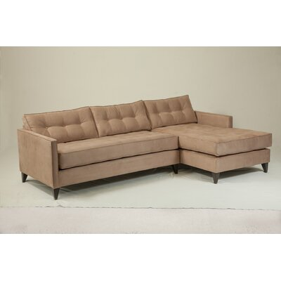 Jason Sectional Upholstery: Camel