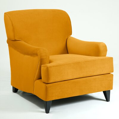 Elsa Armchair Upholstery: Mustard