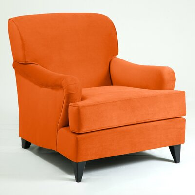Elsa Armchair Color: Saffron