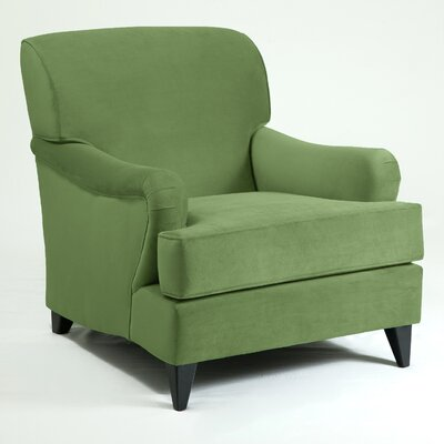 Elsa Arm Chair Color: Sweet-Pea