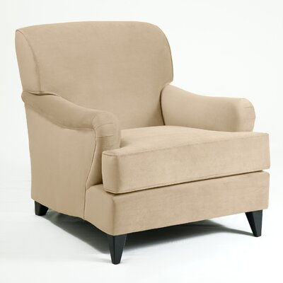 Elsa Armchair Color: Cream