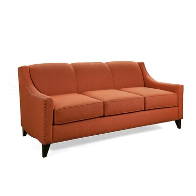 Cameron Sofa Upholstery: Saffron