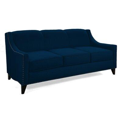 Cameron Sofa Upholstery: Navy