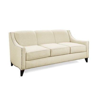 Cameron Sofa Upholstery: Cream