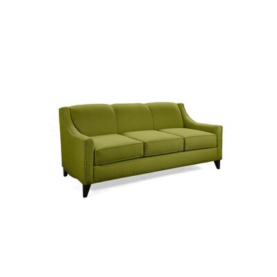 Cameron Sofa Body Fabric: Wheatgrass