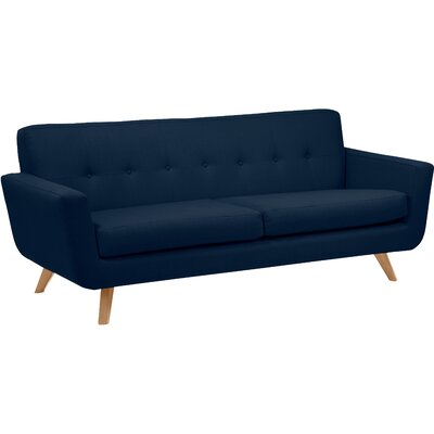 Atomic Sofa Upholstery: Navy