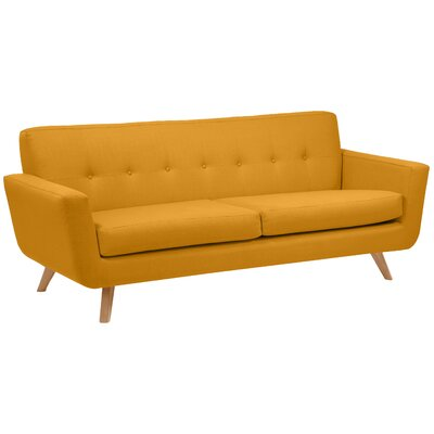 Atomic Sofa Body Fabric: Mustard