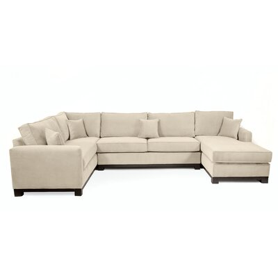 Bruno Sectional Body Fabric: Cream