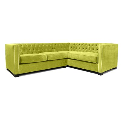 Venecia Sectional Upholstery: Wheatgrass