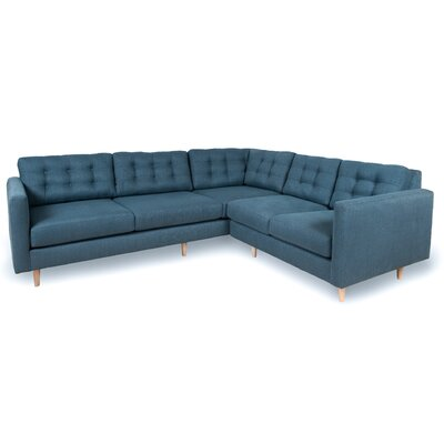 Patrick Sectional Upholstery: Sea