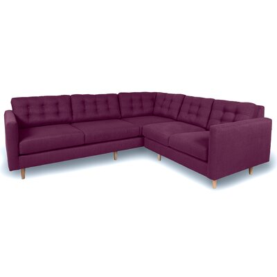 Patrick Sectional Upholstery: Fig