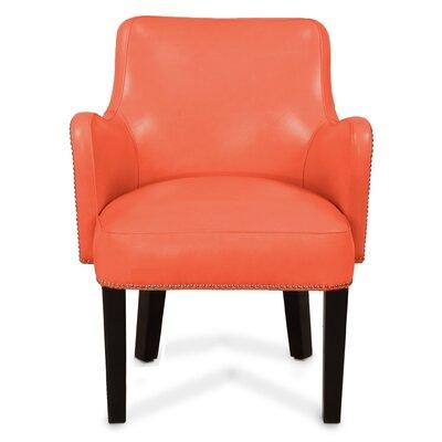 Jamar Armchair Upholstery: Saffron